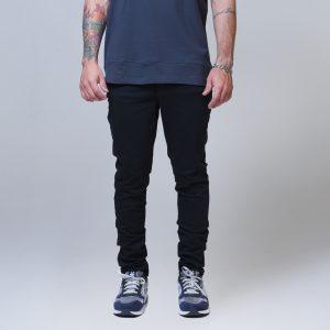 Calça Jeans Masc Skinny Preta
