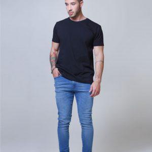 Calça Masc Jeans Skinny Basica