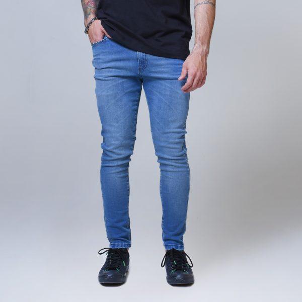 skinny azul