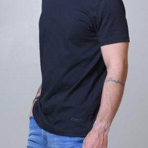 Camiseta Slim Preta