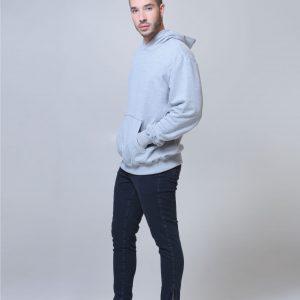 Calça Masc Jeans Skinny Zipper Externo