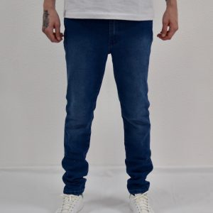 Calça Masc Jeans Slim Tradicional Eco
