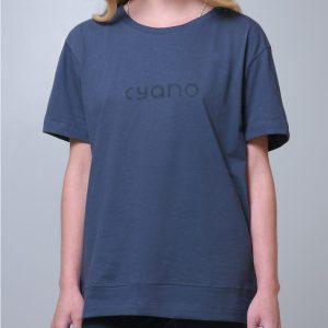 Camiseta Unissex – Cinza, G