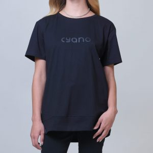 Camiseta Unissex – Preto, GG