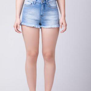 Shorts Jeans Fem